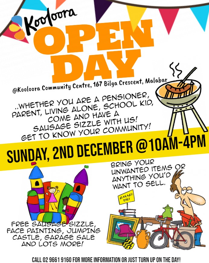 Open Day Flyer FINAL